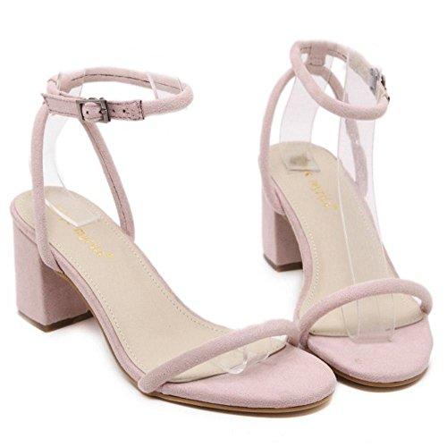 Zapatos Fiesta Vestir Tobillo Mujer Coolcept Hebilla Al Clasico Y67yfvbg