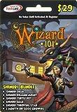 Wizard 101 Shinobi Bundle Prepaid Game Card offers