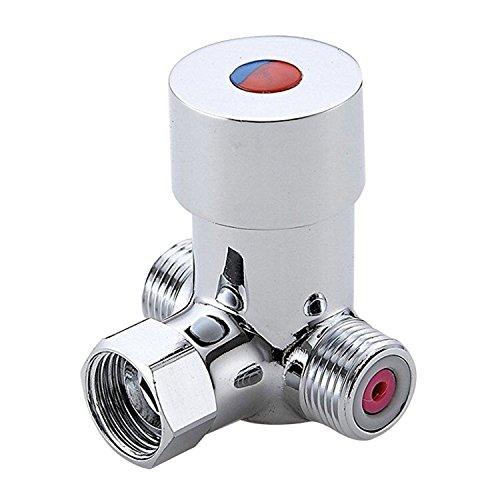 Greenspring Automatic Sensor Faucet Hot And Cold Water Temperature Mixer Mixing Valve