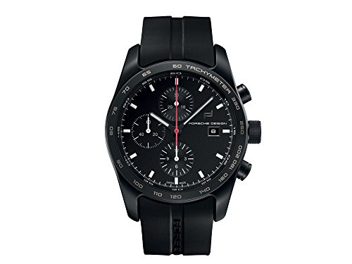 Porsche Design Timepiece no. 1, Automatic Watch, Titanium, COSC, 6011.13.406.814