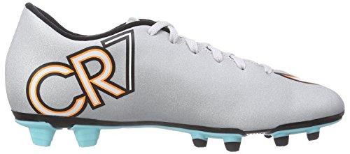 Nike Mercurial Vortex Ii Cr Fg - Botas de fútbol Hombre Gris