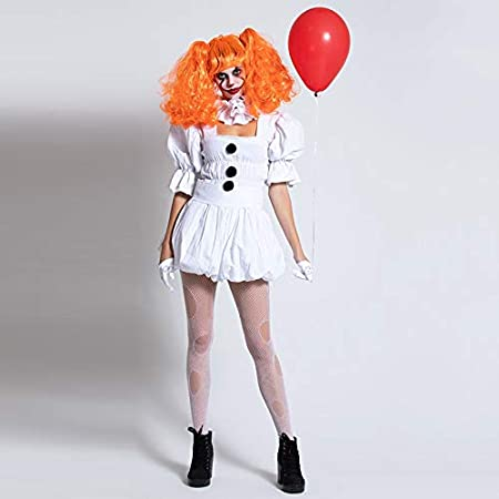 MSSJ VASHEJIANG White Stephen KingS It Cosplay Disfraz ...