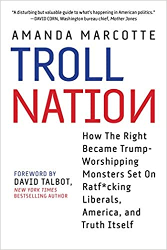 book about internet trolls