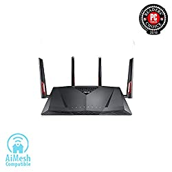 ASUS AC3100 (RT-AC88U) - Best With Wi-Fi for LAN
