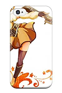 8845394K622328484 touhou kazami yuuka Anime Pop Culture Hard Plastic iPhone 4/4s cases
