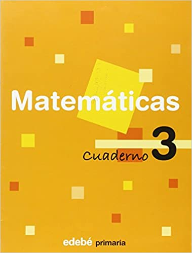 Matemáticas, 1 Educación Primaria, 1 ciclo. Cuaderno 3: Varios: 9788423684298: Amazon.com: Books