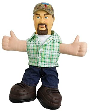 Larry the Cable Guy Blue Collar Comedy Tour Talking 12 Doll by Blue collar Comedy tour