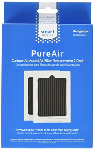Frigidaire SCPUREAIR2PK Air Filter, 2-Pack