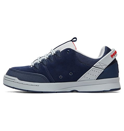 US 41 UK Baskets Shoes 7 8 Syntax DC Shoes 5 Homme Bleu EU 5 wU7S6Xxq