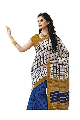 daindiashop-USA Indian Women Designer Party Wear Multicolor Color Saree Sari - Replica Clothing Free Shipping Designer
