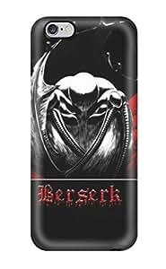 Dixie Delling Meier's Shop 2853674K58431123 New Berserk Skin Case Cover Shatterproof Case For Iphone 6 Plus