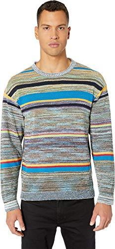 569731e6b07 Missoni Men s Sand Storm Sweater Blue Multi 54