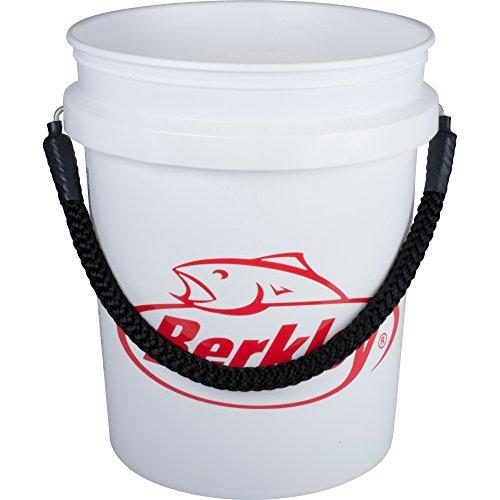 - Berkley Rope Handle 5 Gallon Bucket