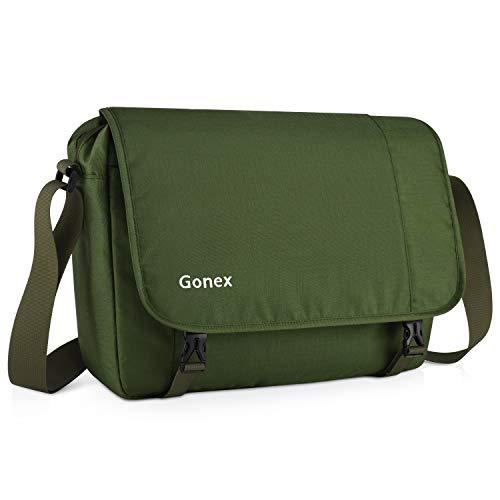 (Gonex Messenger Commuter Bag, 13