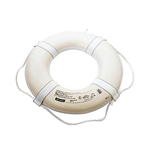 Coast Guard Approved Ring Buoy - 20'' by Kemp USA