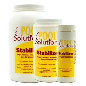 Stabilizer Cyanuric Acid Swimming Pool Spa