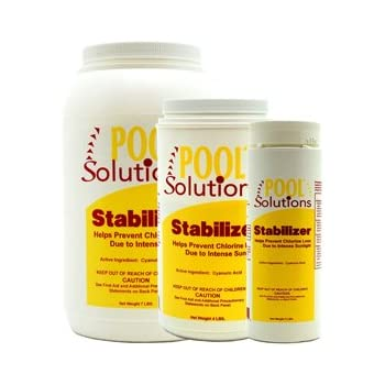 In The Swim Pool Chlorine Stabilizer And Conditioner 10 Lb Bag Swimming Pool