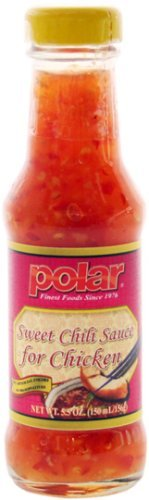 Price comparison product image Polar Sweet Chili Sauce for Chicken 5.5 Oz (Pack of 3)