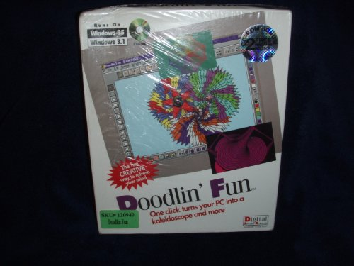 UPC 731916911677, Doodlin' Fun