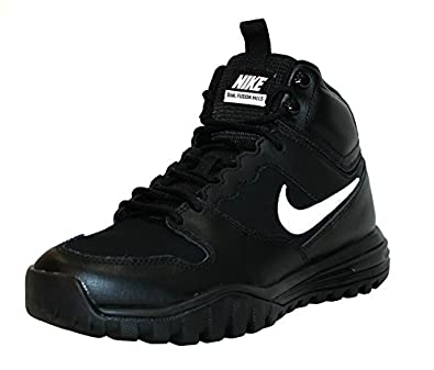 e04534c7a8f Nike Womens DUAL FUSION HILLS MID LEATHER Winter Boots
