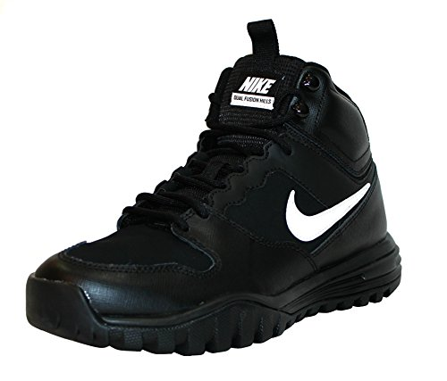 Nike Womens DUAL FUSION HILLS MID LEATHER Winter Boots (7.5) by NIKE