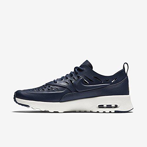 Scarpe Donna Nike Air Max Thea Joli Blu Notte / Bianco Sommità
