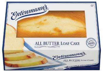 Entenmann's All Butter Loaf Cake 11.5 oz (Pack of 6)