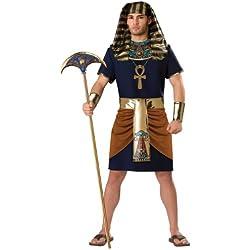 InCharacter Adult Mens Pharaoh Egyptian Costume