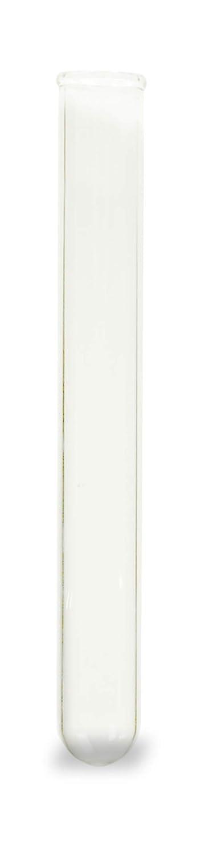 16mm OD x 150mm Length Pack of 72 7-335LGC American Educational Borosilicate Glass Round Bottom Test Tube