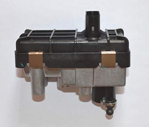 electronic turbocharger - 1