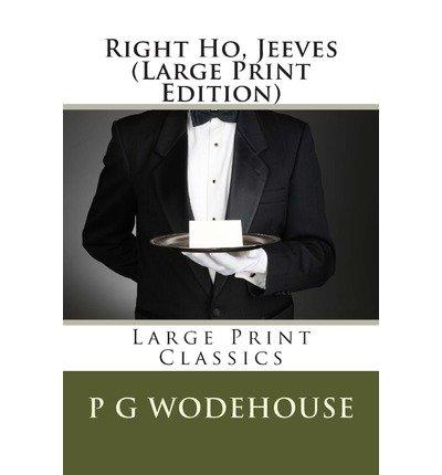 By P. G. Wodehouse - Right Ho Jeeves (2013-10-16) [Paperback] pdf epub