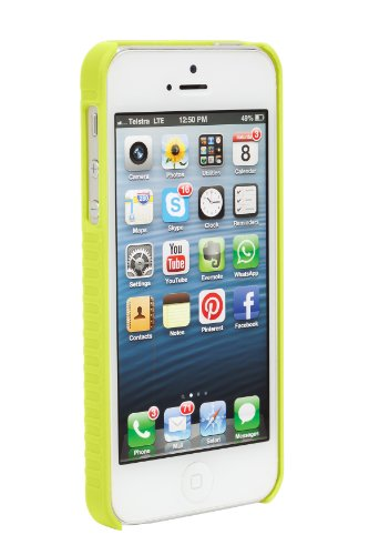 STM Grip Protective Case for iPhone 5C - Lime (stm-322-032DY-31) ()