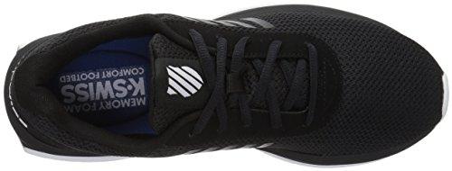 Sneaker Infinity Uomo K-swiss Mens, Nero / Bianco, 12 M Us