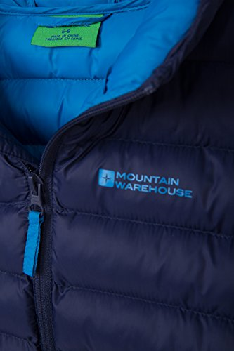 Mountain Jacket Girls Seasons Padded Warehouse Navy OqfBrOw