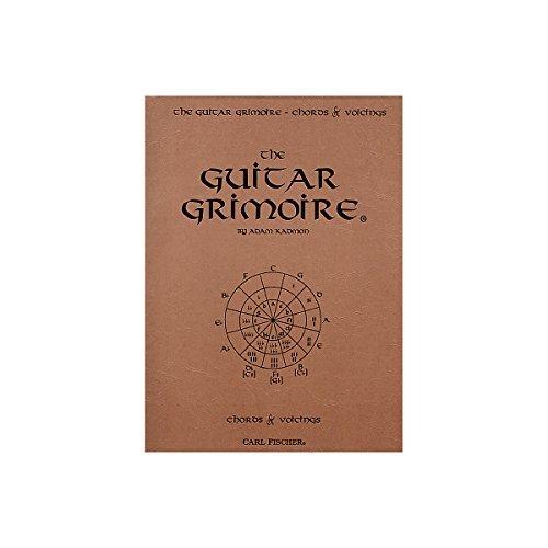Carl Fischer The Guitar Grimoire - Chords and Voicings Book (Guitar Grimoire Rhythm)