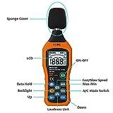 VLIKE Noise Sound Level Meter, Digital Decibel