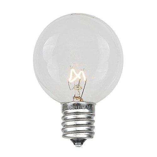 Outdoor Christmas Light Bulb Sizes