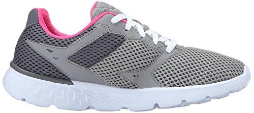 de Cchp Go Deporte Run Skechers para Mujer Gris Exterior Zapatillas 400 1Iw41vx