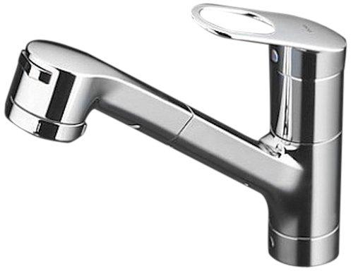 TOTO キッチン用水栓 めっきハンドシャワー TKGG32EB めっき B00D14PTBM