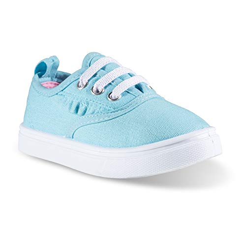 Sugar & Spice Fashion Canvas Sneakers, Girls Boys Youth for sale  Delivered anywhere in USA