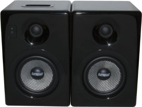 Earthquake Sound IQ52B iPod Docking Speaker System