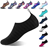 Water-Shoes-for-Womens-and-Mens-Summer-Barefoot-Shoes-Quick-Dry-Aqua-Socks-for-Beach-Swim-Yoga-Exercise-LXYBla