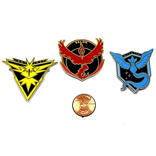 The 5 best pokemon valor hat pin for 2020
