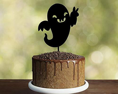 Halloween cake topper, unique cake topper, halloween zombie, halloween signs, funny cake topper, halloween ideas, halloween party idea, sign ()