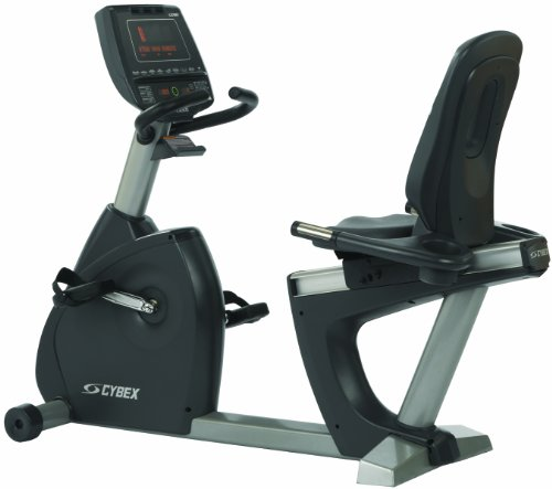 Cybex 750R Recumbent Exercise Bike Review