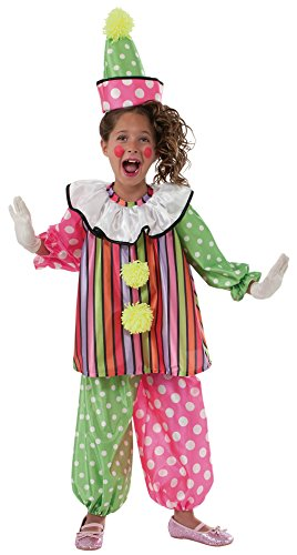 [Rubies Sensations Giggles Costume, Toddler] (Awesome Toddler Halloween Costumes)