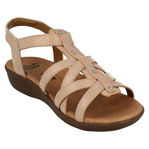 Manilla Bonita - Nude Leather Beige