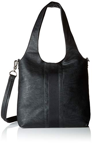 Esprit Accessoires 088ea1o021, Women's Tote, Black (Black 2), 14x35x34 cm (B x H T)