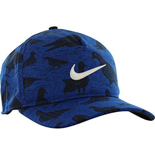 Nike New AEROBILL CLASSIC99 PGA-Print Golf Cap