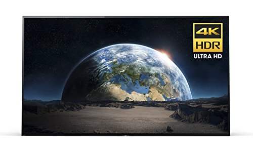 Sony XBR55A1E 55-Inch 4K Ultra HD Smart BRAVIA OLED TV (2017 Model), Works with Alexa